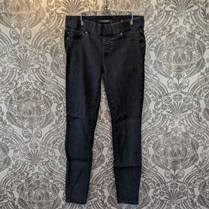 Liverpool denim jean legging